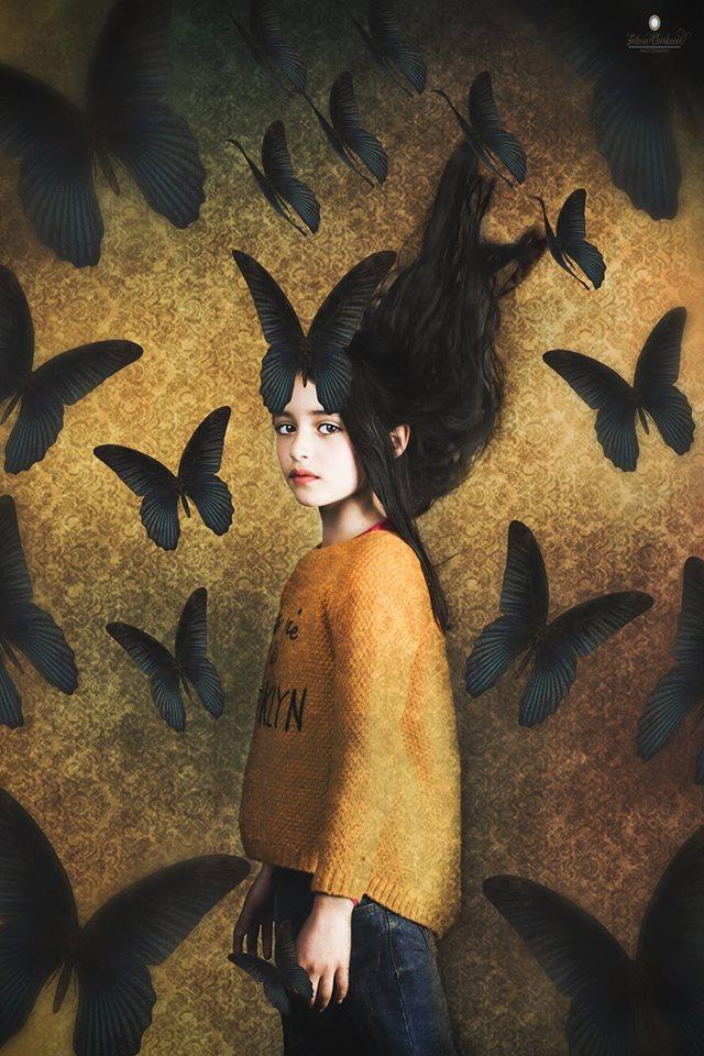 reine des papillons